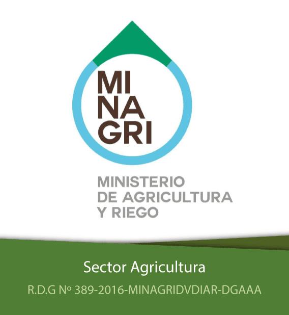 Ministerio de agricultura SUMPA