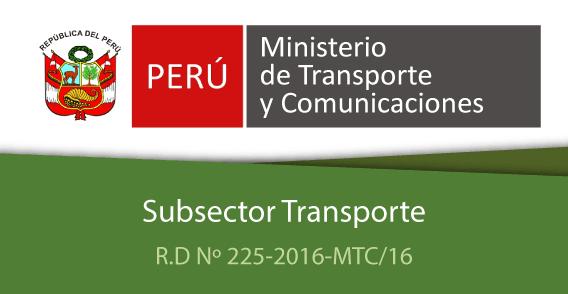 Ministerio de Transporte y comunicaciones SUMPA
