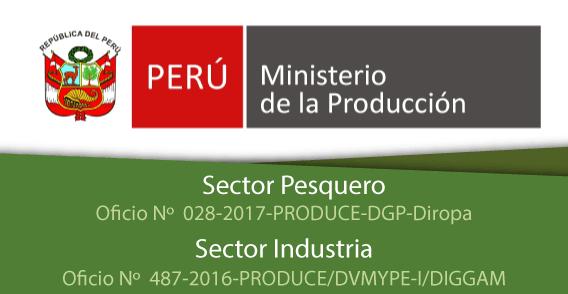 Ministerio de la produccion SUMPA